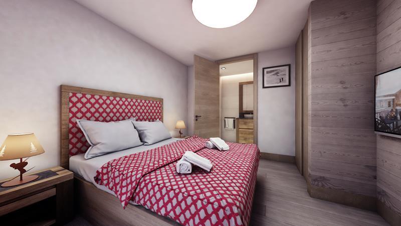 3-kamer appartement duplex 6 personen