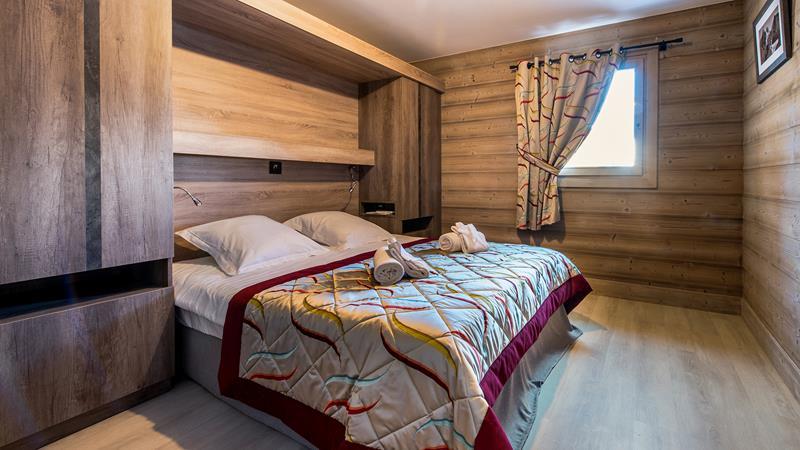 6-kamer appartement cabine 12 personen