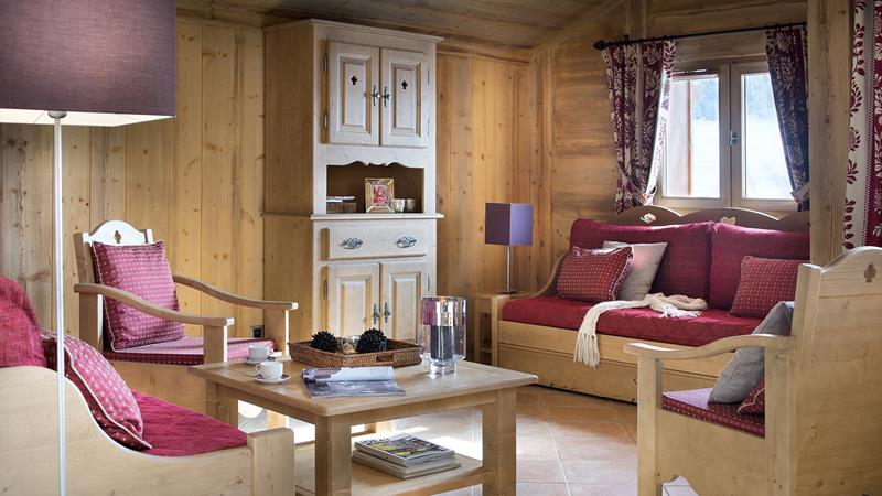 3-kamer appartement cabine 6 personen