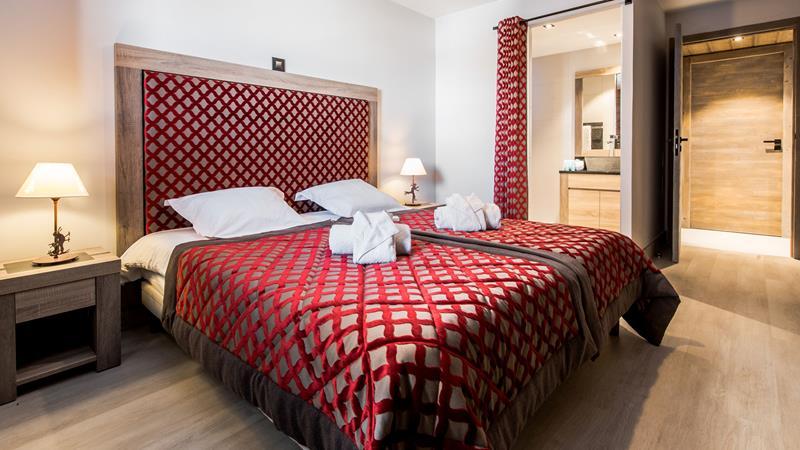 4-kamer appartement duplex 8 personen - chalet