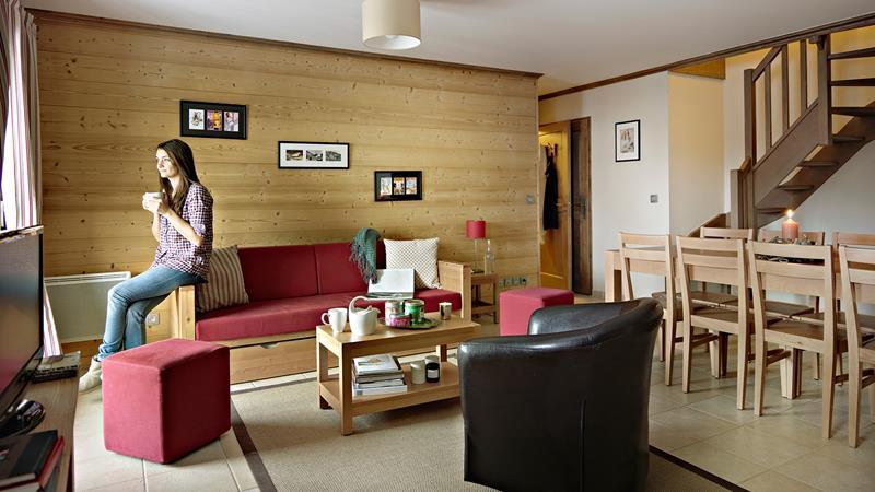 4-kamer appartement 8 personen