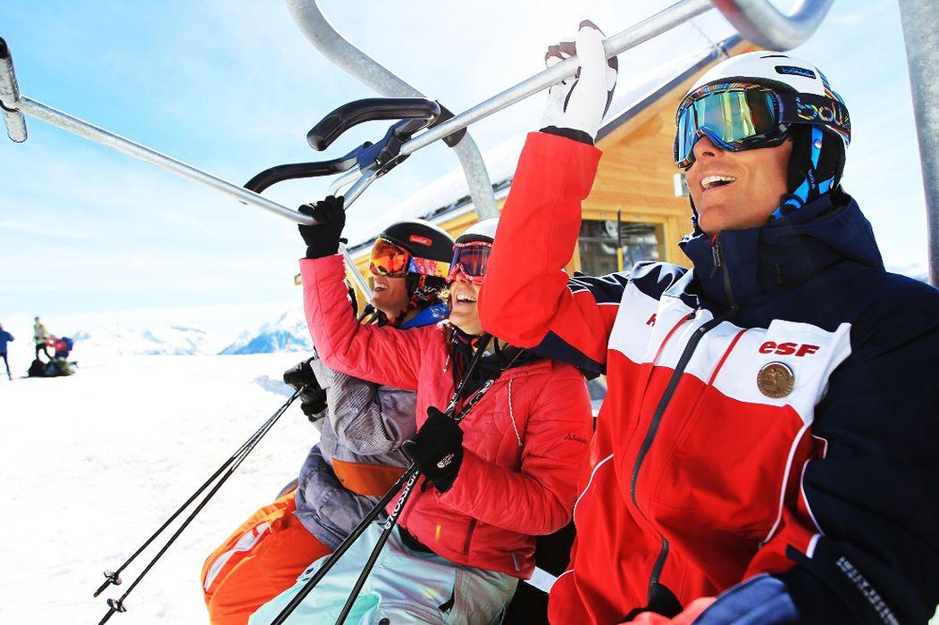 Guide pour votre séjour au Ski : cours ESF  - CGH Résidences