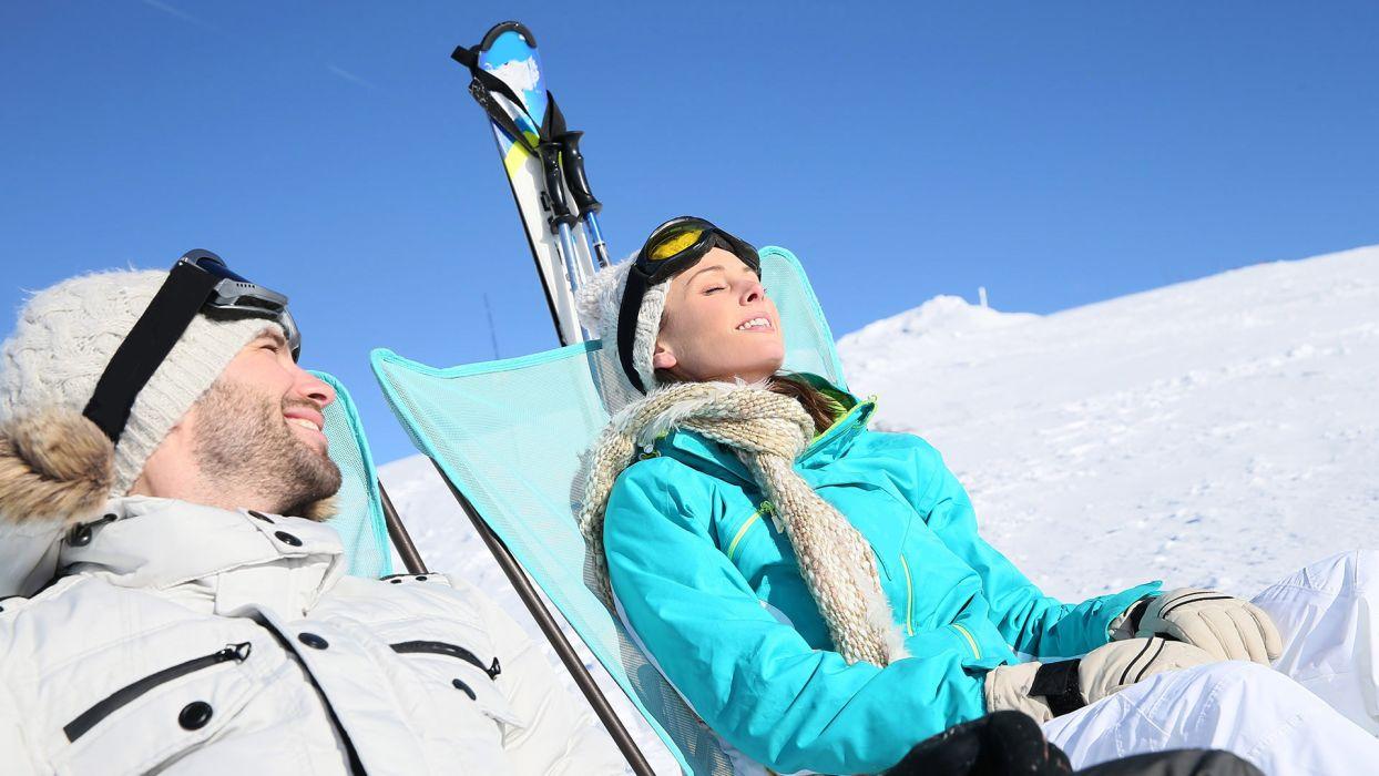 Vos envies pour votre séjour au ski : ski à Pâques - CGH Résidences