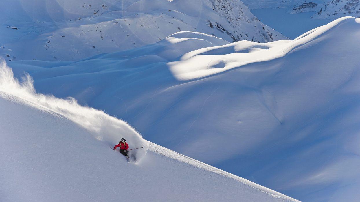 Vos envies pour votre séjour au ski : sensations - CGH Résidences