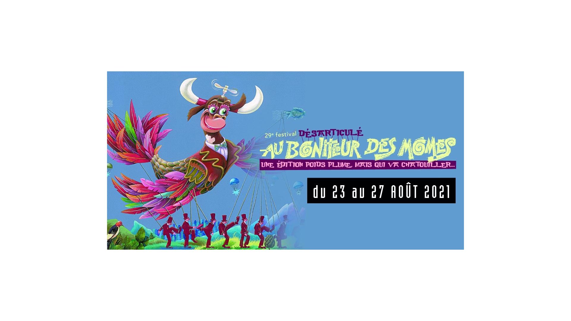 Au Bonheur des Mômes Festival - CGH Résidences