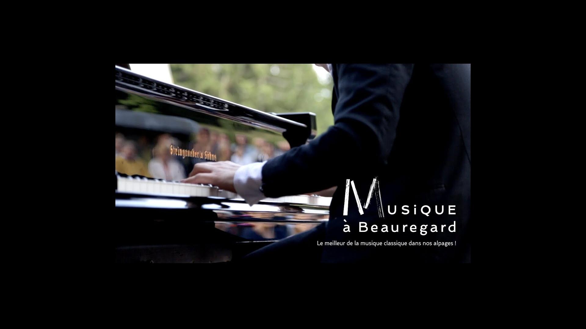 """Festival """"Musique à Beauregard"""" 2021 - CGH Résidences"""
