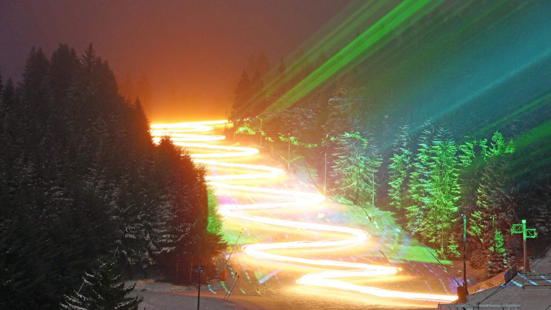 Ski Show in Valmorel - CGH Résidences