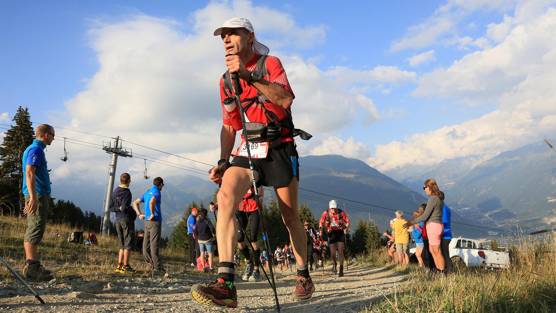 Trail Alpin du Grand Bec