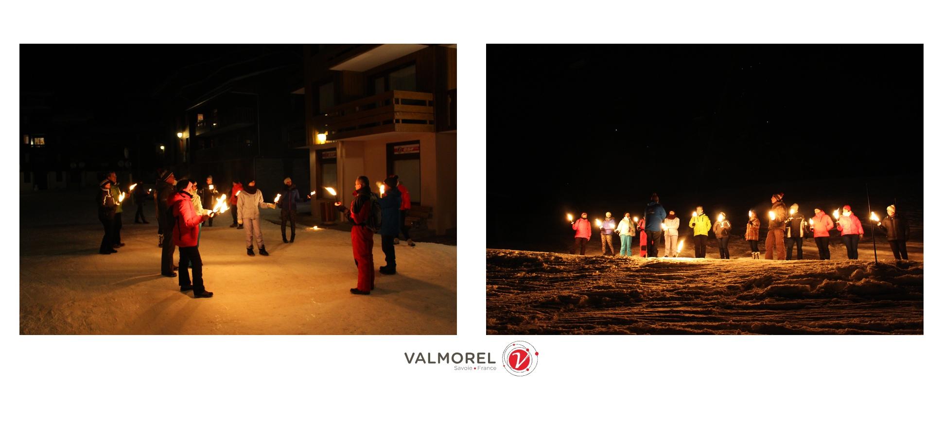 The gourmet torchlight walk - CGH Résidences