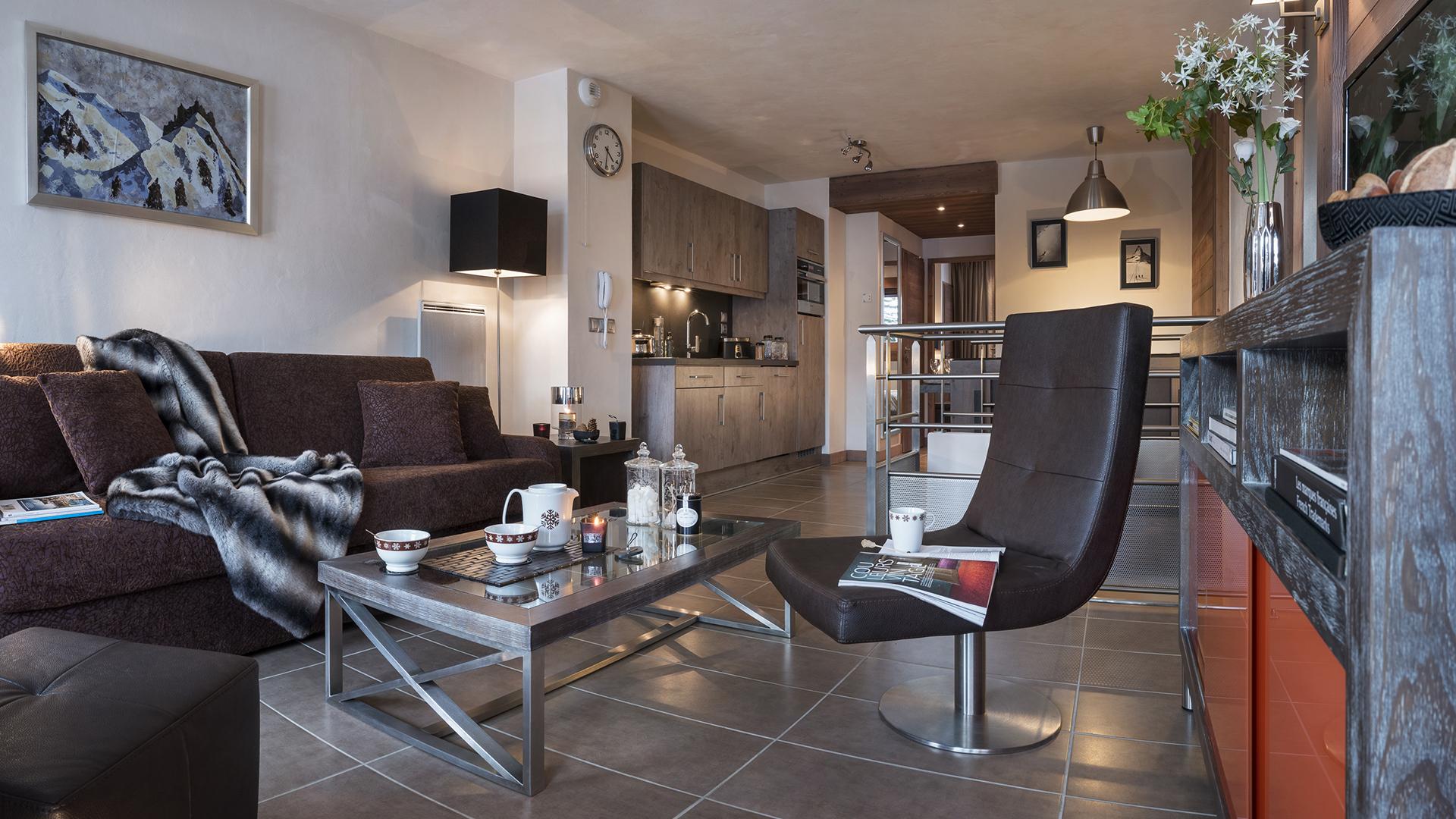 Appartement, Le Centaure - CGH Résidences