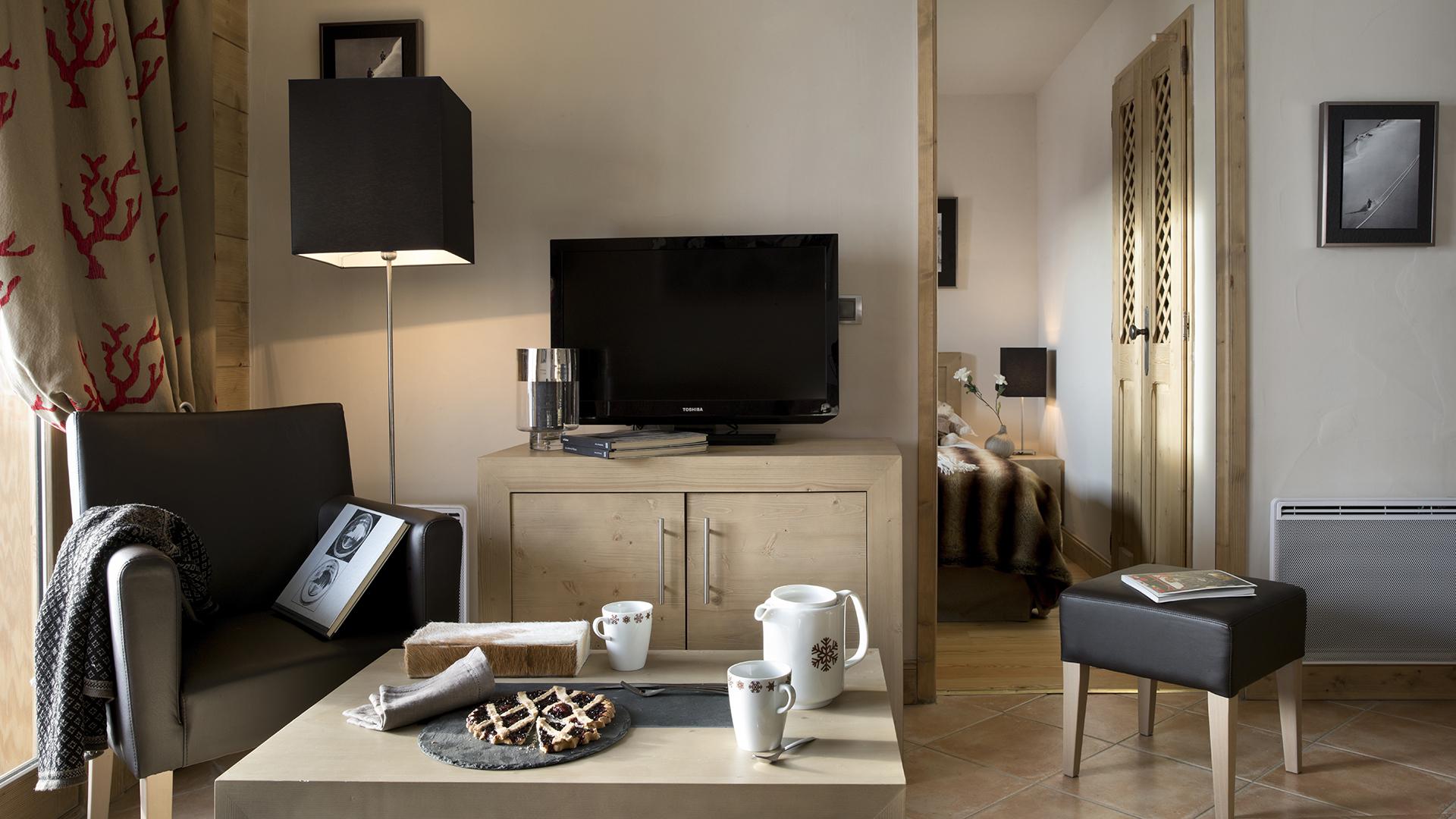 Appartement, Le Chalet Les Marmottons - CGH Résidences