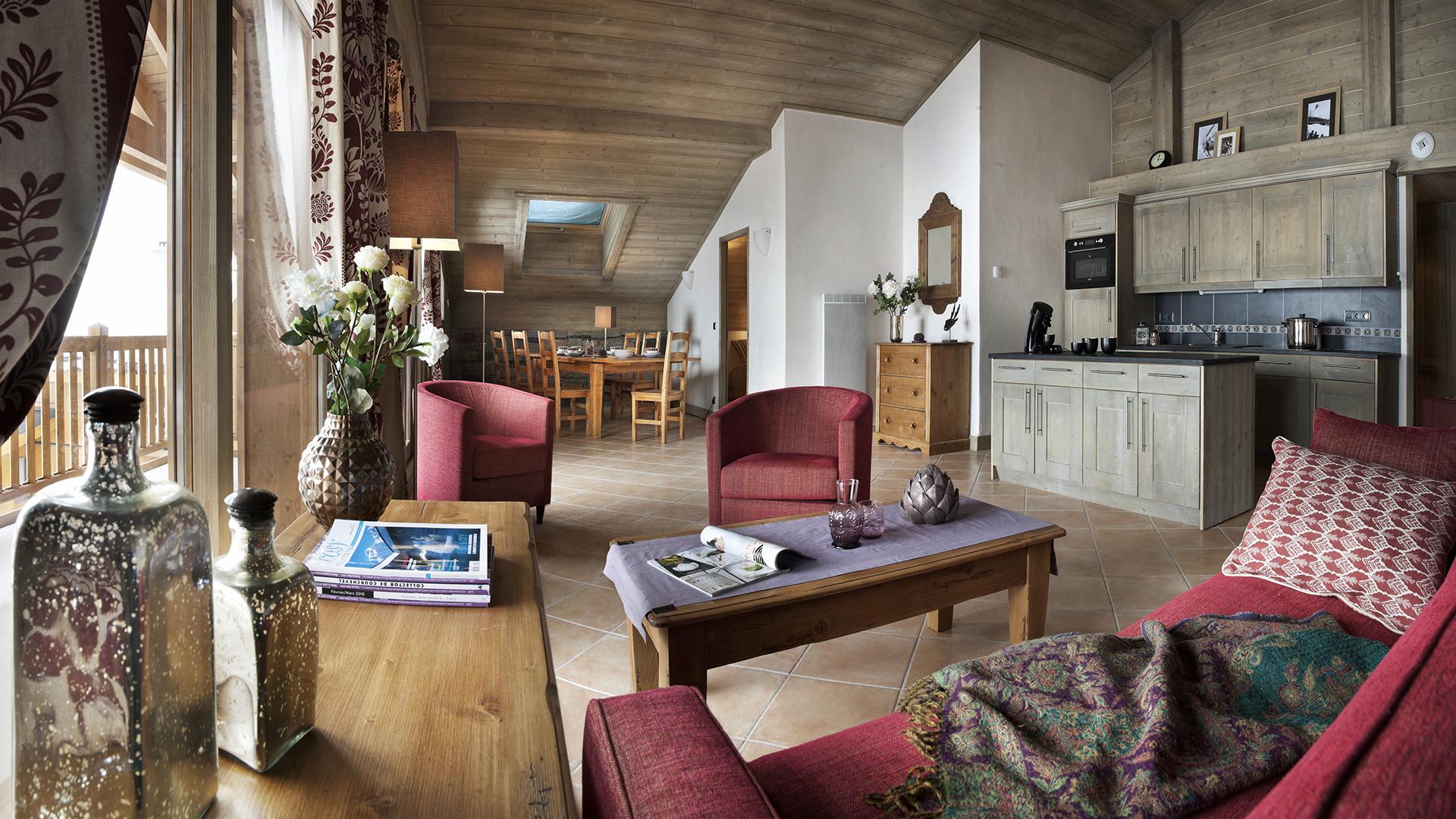 Appartement, Le Télémark - CGH Résidences