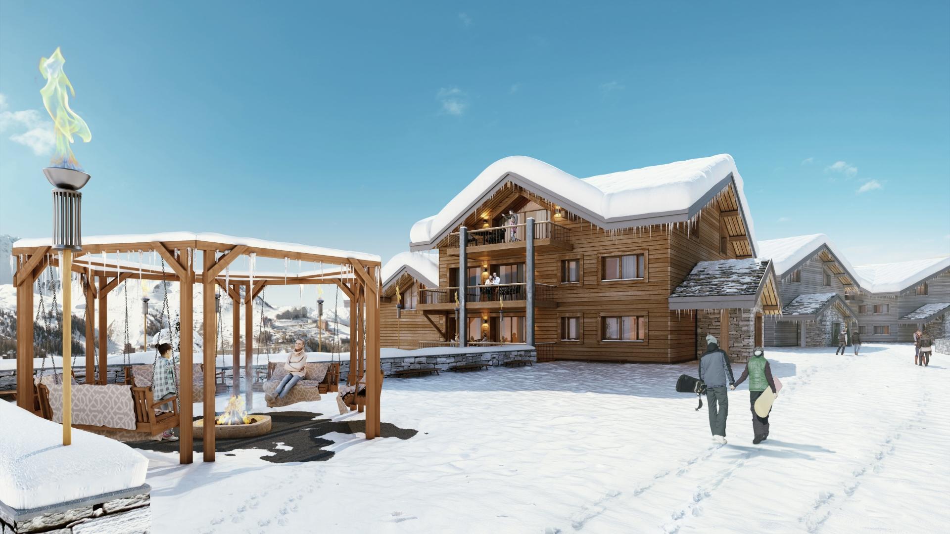 White Pearl Lodge & Spa - Résidence