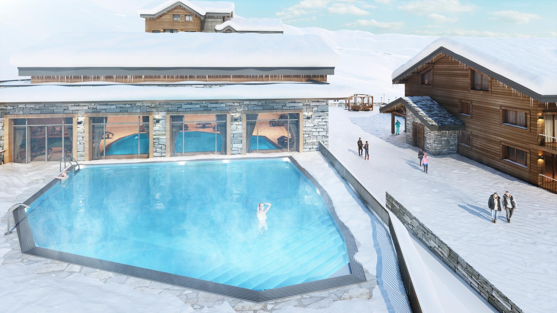 White Pearl Lodge & Spa - Piscine
