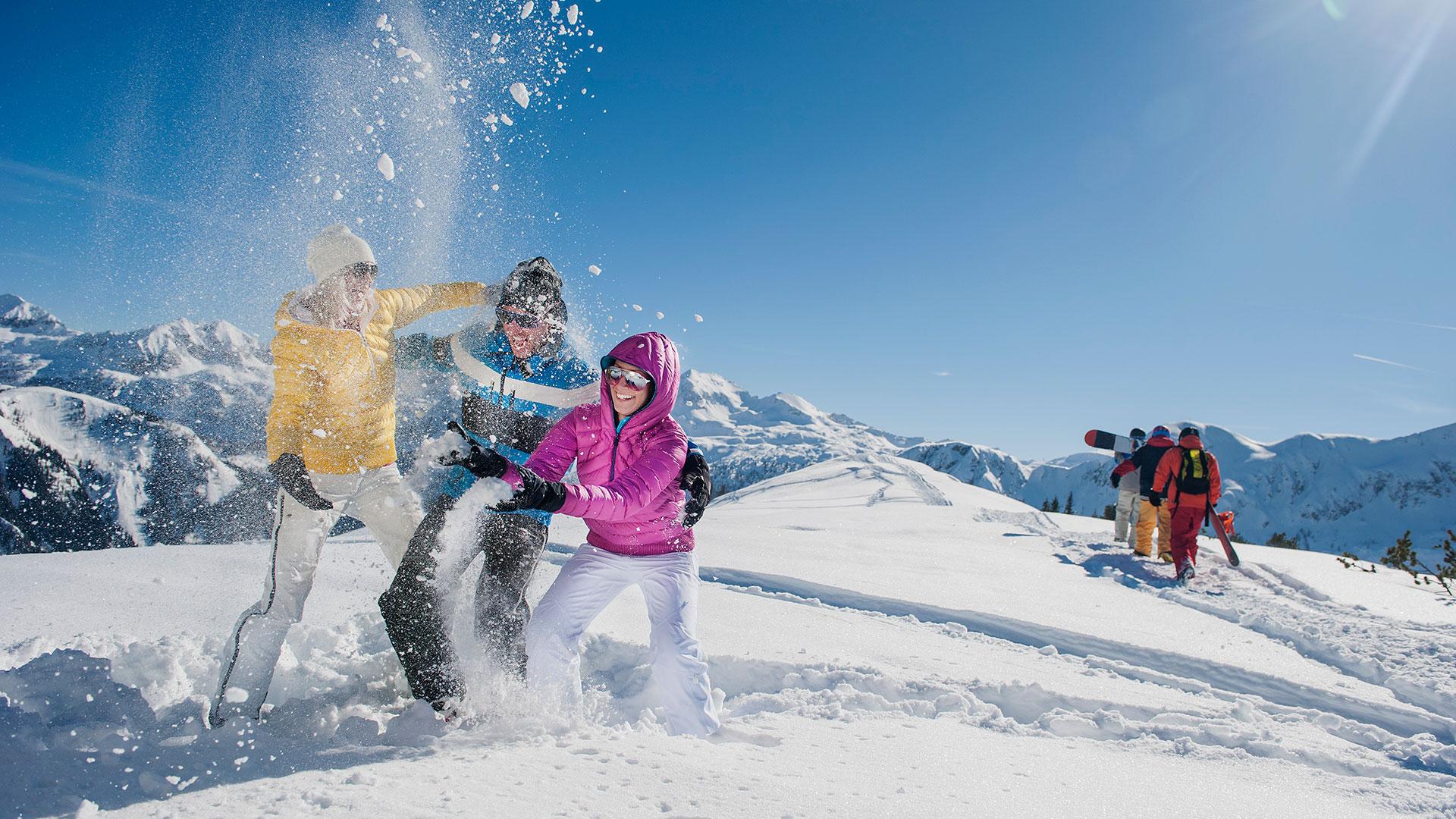 Votre séjour 7 jours = 8 jours à la montagne, au ski - CGH Résidences