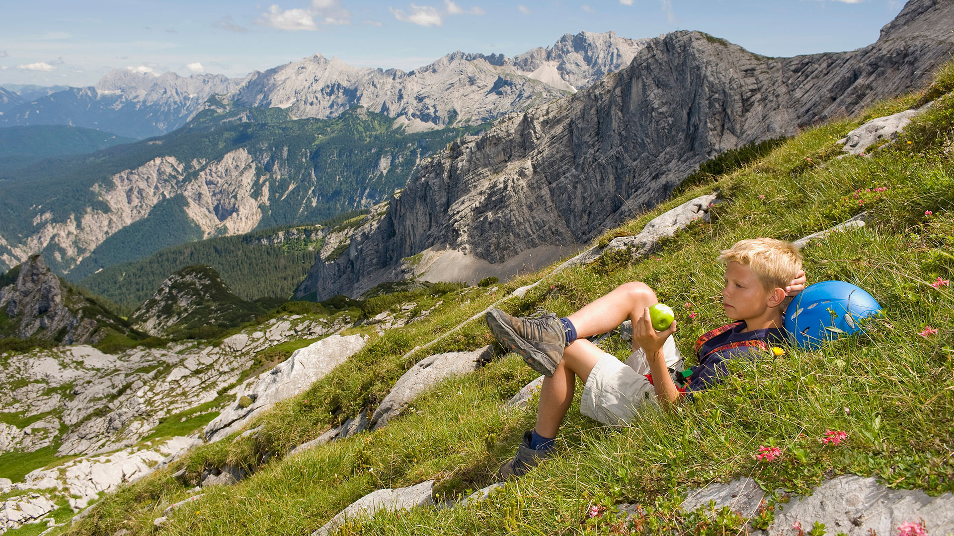 Offre Première Minute pour votre séjour à la montagne en été - CGH Résidences
