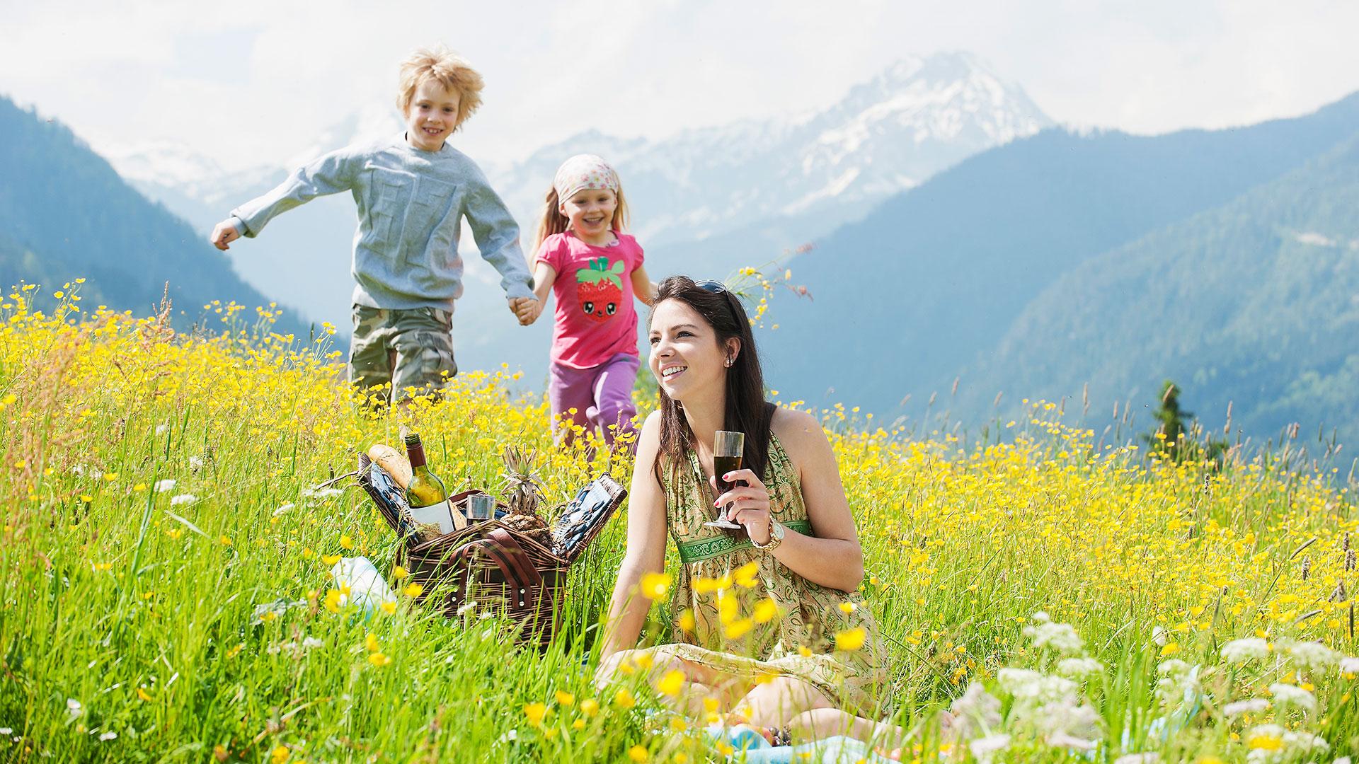 Séjour à la carte pour votre séjour à la montagne en été - CGH Résidences